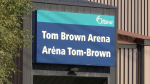 Tom Brown Arena in Ottawa, Ont. (Chris Black/CTV News Ottawa)