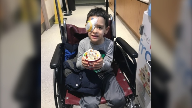 'I never saw stars before': Gene therapy brings back 8-year-old Canadian boy's sight