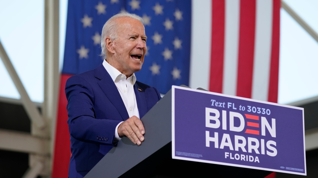 FBI Arrest North Carolina Man In A Joe Biden Assassination Plot