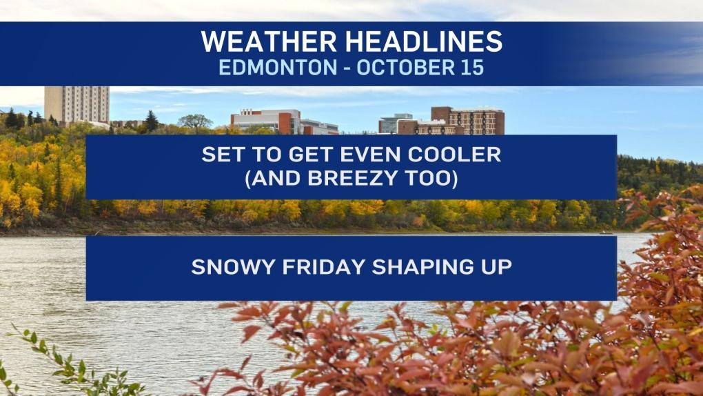 Oct. 15 weather headlines
