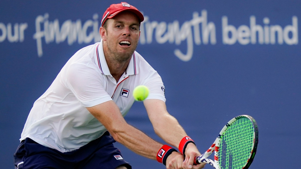 Sam Querrey flees Russian Federation  with family after positive COVID-19 test