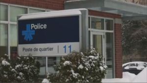 Montreal police Station 11 has left NDG.