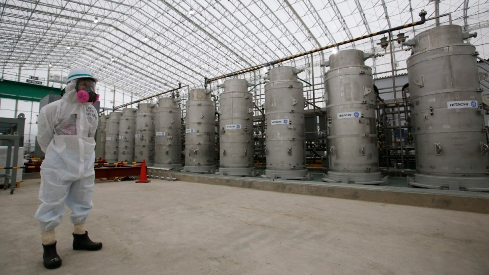 Advanced Liquid Processing Systems at Fukushima