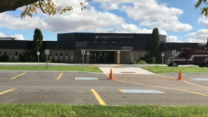 Tecumseth Beeton Elementary School in Beeton, Ontario (CTV Barrie)