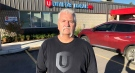 Unifor Local 88 President Joe Graves is seen on Friday, Oct. 16, 2020. Local 88 represents 2,000 workers at the Ingersoll, Ont. CAMI automotive plant owned by General Motors Canada. (Sean Irvine / CTV News).