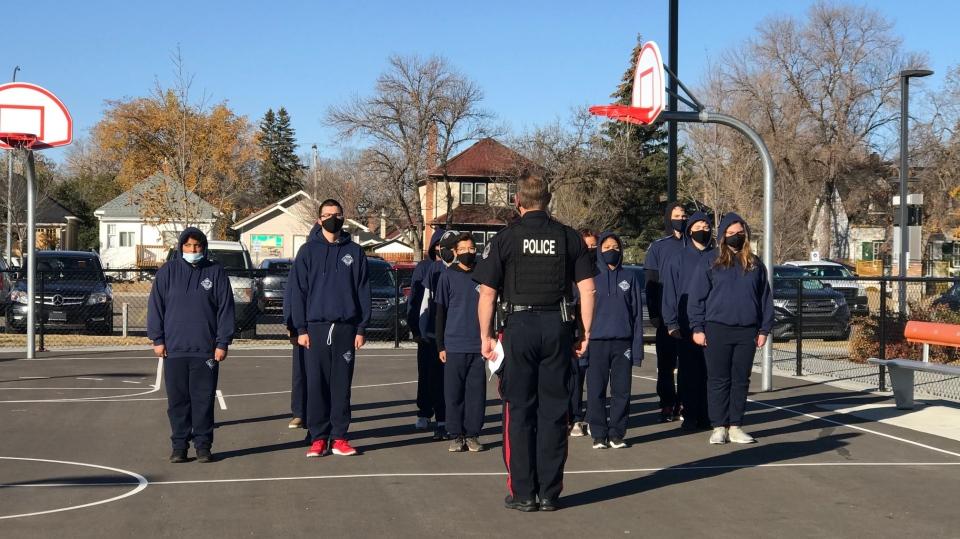 Scott Police Academy