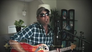Well-known northern Ontario musician, Mitch Jean from Cochrane, covers an old song by Nazareth.