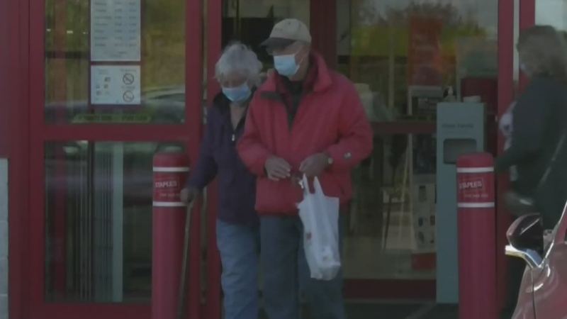 Pembroke man told to leave store for no mask