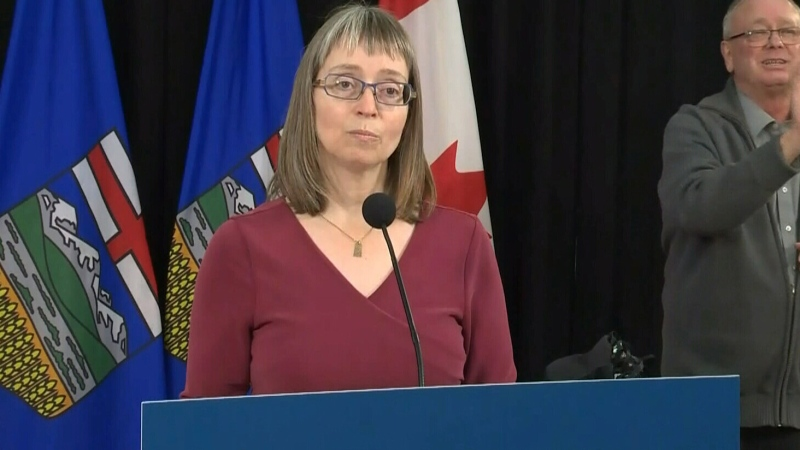 Calgary placed on COVID watch