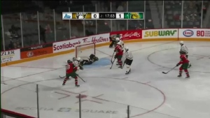 Maritime teams are the only ones playing in the Quebec league right now, and even they are having to play in front of much smaller crowds.