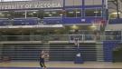 Western Canada halts university sports