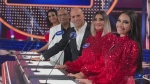 Tiny Twp family hits Family Feud Stage