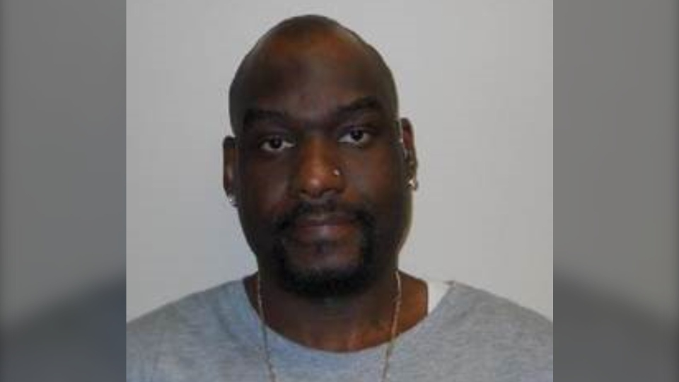 Victoria police say 41-year-old Cameron Ratelle was released in the city Friday afternoon. (Victoria Police Department)