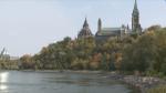 Ottawa Parliament Hill Fall Weather