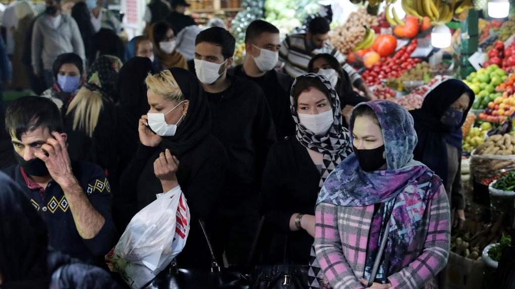 Iran Announces Death Toll from Coronavirus Passes 30,000