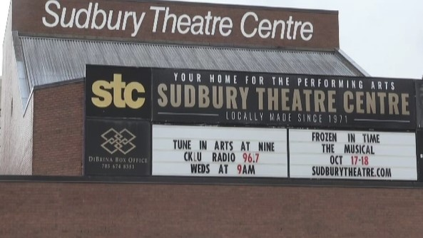 The Sudbury Theatre Centre is back with a travelling production with curtain set to rise on a this weekend.  Watch Molly Frommer's report.