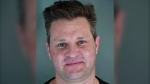 """This booking photo released Saturday, Oct. 17, 2020, by the Eugene, Ore., Police Department shows suspect Zachery Ty Bryan. Bryan, the actor who played the oldest son on the long-running 1990s sit-com """"Home Improvement"""" was arrested Friday, OCt. 16, 2020, in Oregon and faces charges of strangulation and assault. (Eugene Police Department via AP)"""