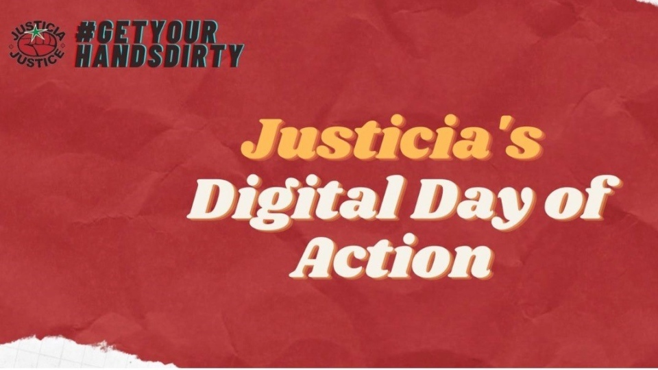 Justicia's Digital Day of Action