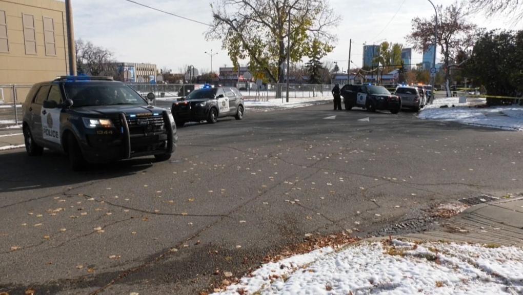 calgary, calgary police, stabbing, northwest calga