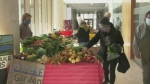 Orillia's farmers' market moves inside