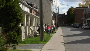 Queen's University Homecoming hampered by pandemic