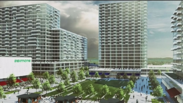 Downtown of the West Island? New development aims to be ...