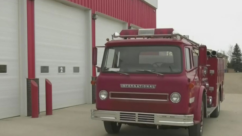 Ocean Man First Nation gets new fire truck