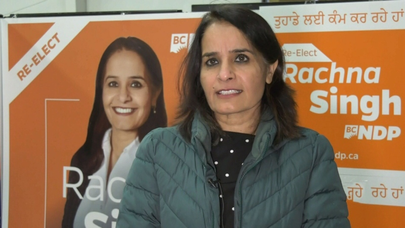 NDP incumbent decries sexist question