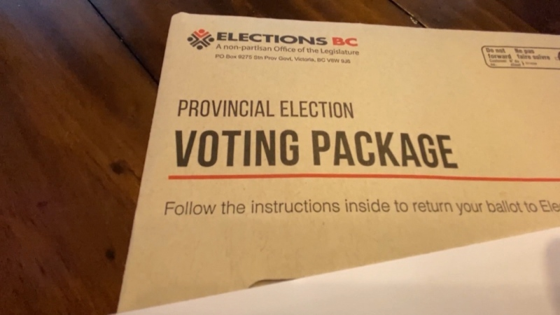 One week until election