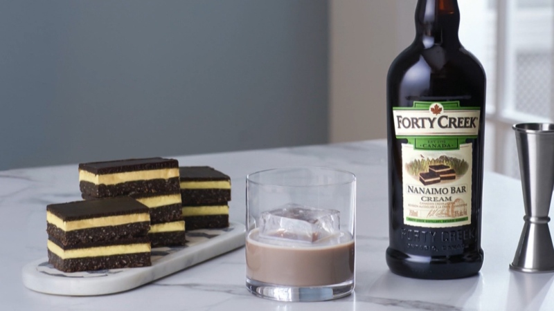 Distiller makes Nanaimo bar liqueur