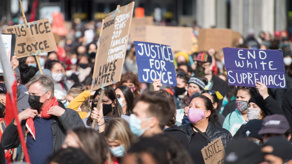 Letter decries systemic racism in Quebec