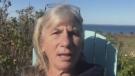 Ruth Inniss, spokesperson for the Maritime Fishermen's Union