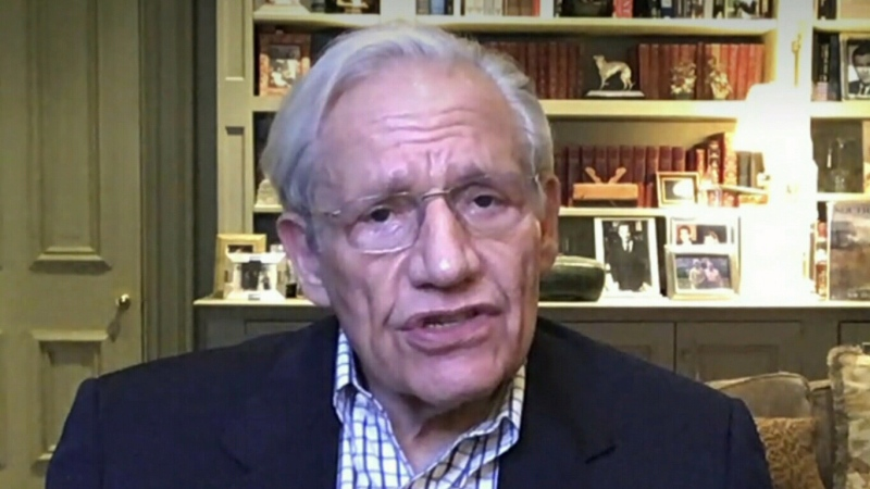 Bob Woodward, Washington Post journalist and bestselling author