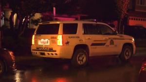 1 hospitalized after Langley police incident