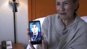 Mother of assault victim speaks out