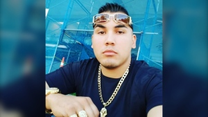 A B.C. mother is asking for information after her 24-year-old son was violently assaulted and left for dead in a tent in Strathcona Park last month. (Connie Sinclair)