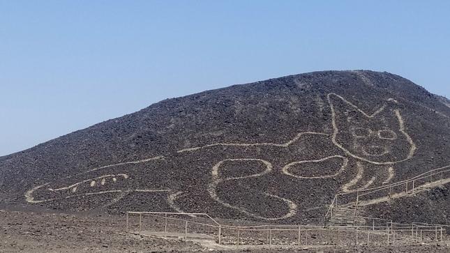 Peru geoglyph