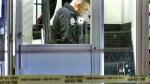 A man was taken to hospital with a gunshot wound on Oct. 18, 2020. (Sean Amato/CTV News Edmonton)