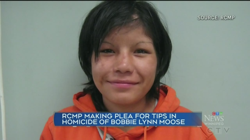 RCMP ask for info. in 2019 Thompson homicide