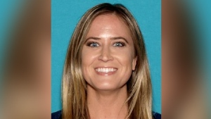 Holly Suzanne Courtier was missing for nearly two weeks. (Credit: National Park Service via CNN)