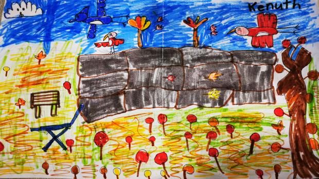 Kenuth, Grade 2, St. Martin de Porres Virtual School