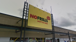 No Frills in Langley (Google Maps)
