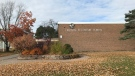 Chippewa Secondary School in North Bay. Oct. 19/20 (Alana Pickrell/CTV Northern Ontario)