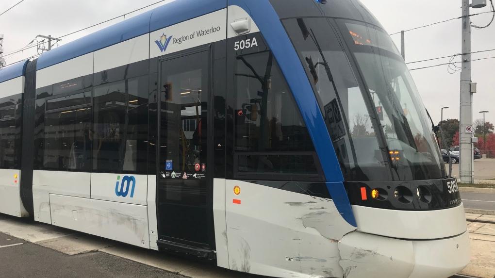 LRT crash