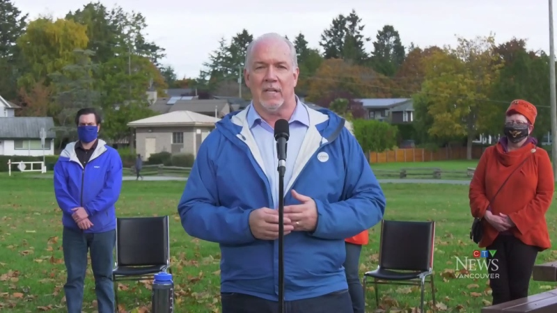 B.C. party leaders make final efforts to win votes