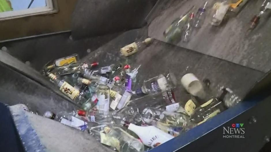 Special ingredient in Nun's Island bridge: recycle