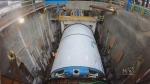 Light rail to tunnel under wetlands