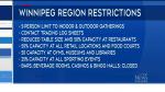 Winnipeg restrictions
