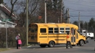 Drivers in Timmins not stopping for school buses