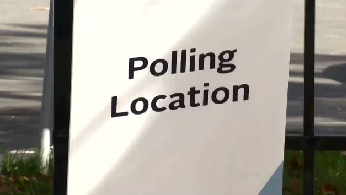 polling location